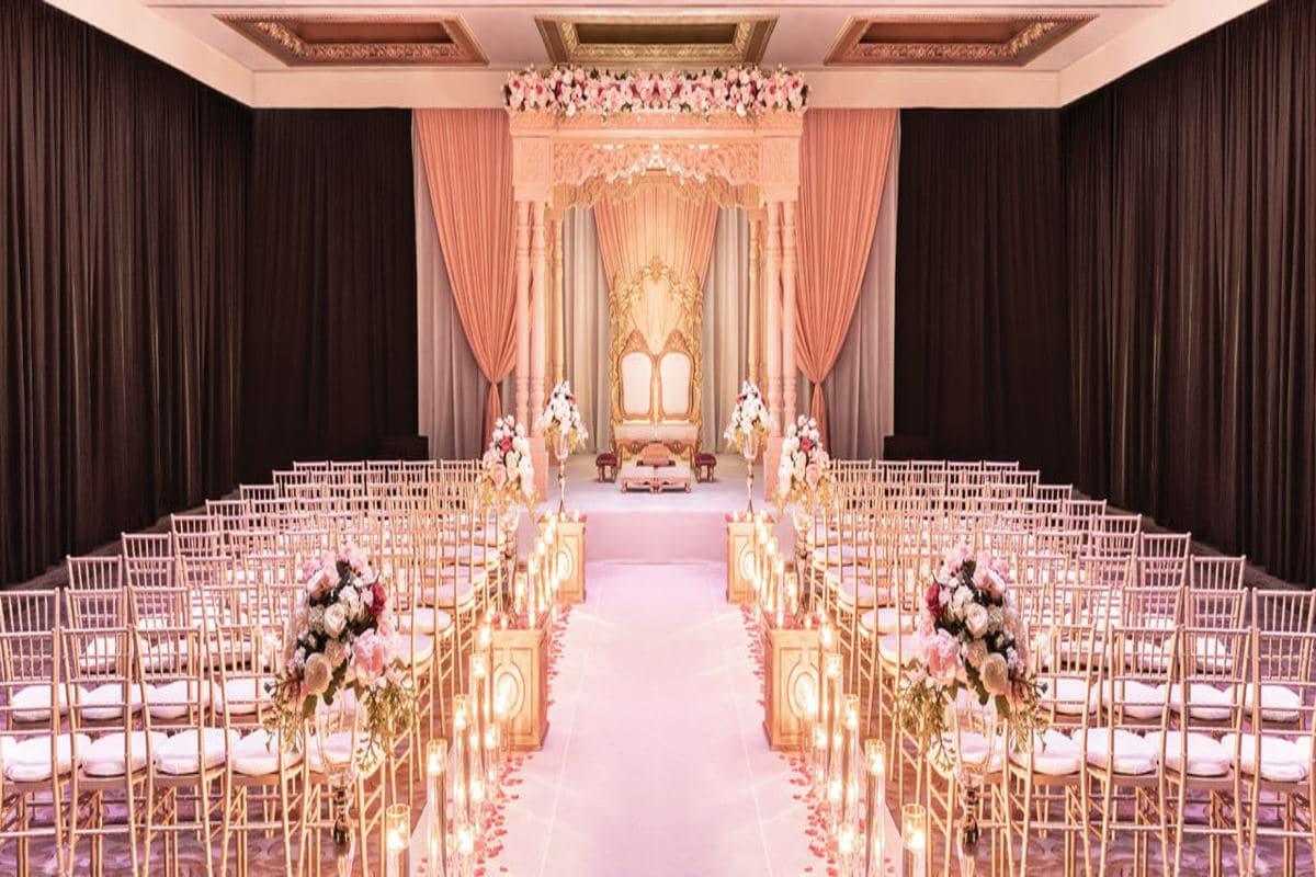 Cordis Hotel Wedding