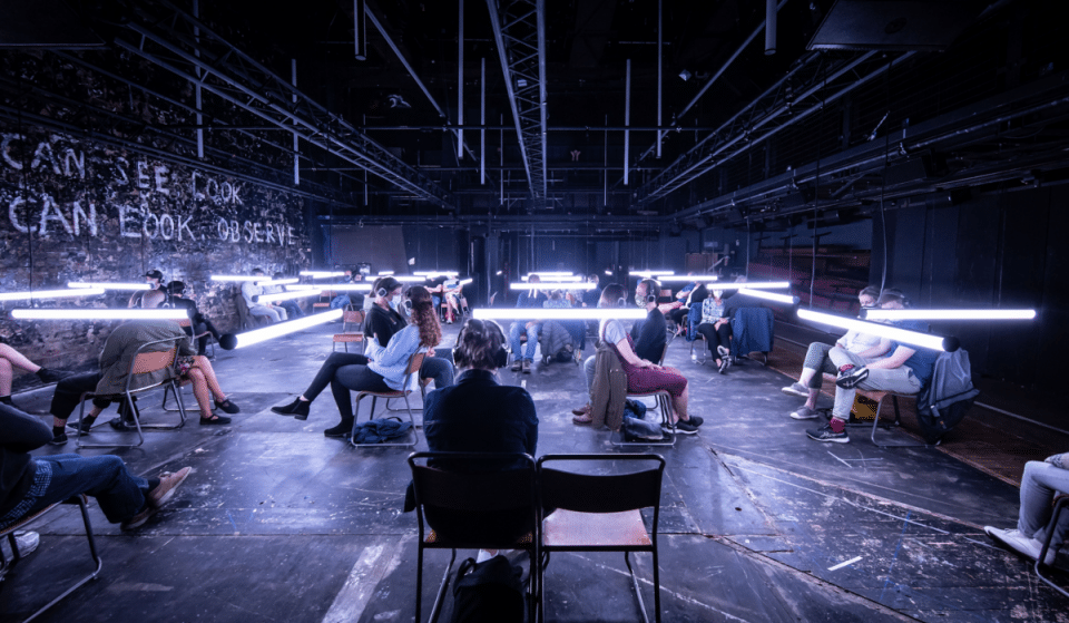 This Immersive Auckland Theatre Experience Will Shaken You • Blindness