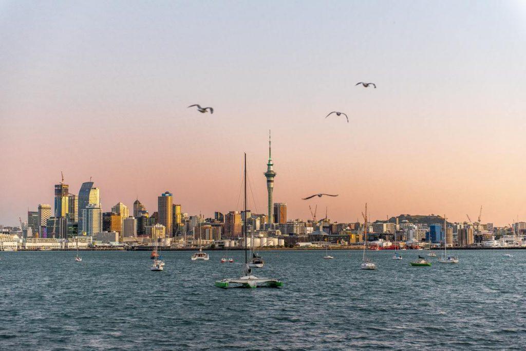 Auckland best city worldwide