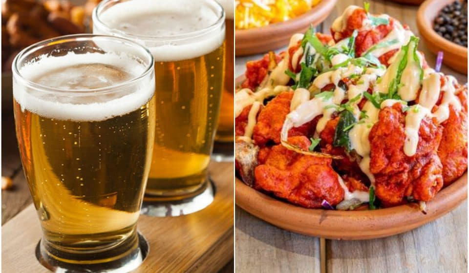 Pair Tasty Indian Steet Food With Drinks at Plan B Lounge For A Flavourful Feast · Plan B Lounge