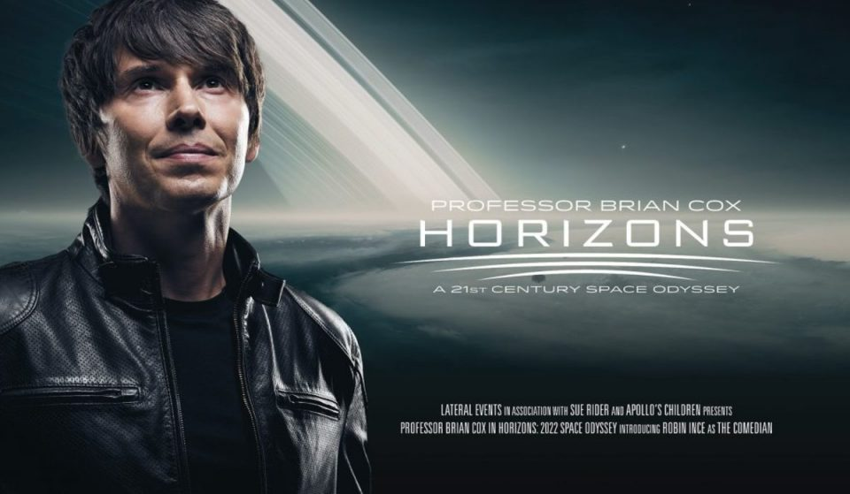 Travel Through Space And Time With Famed Professor Brian Cox In 2022