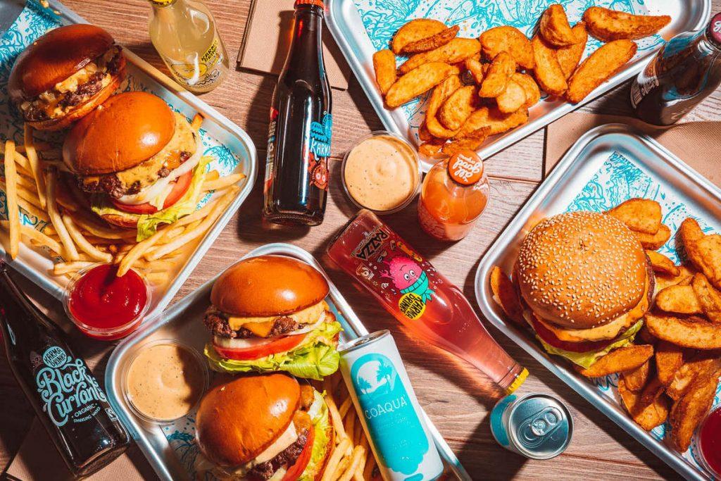 street food hall Auckland