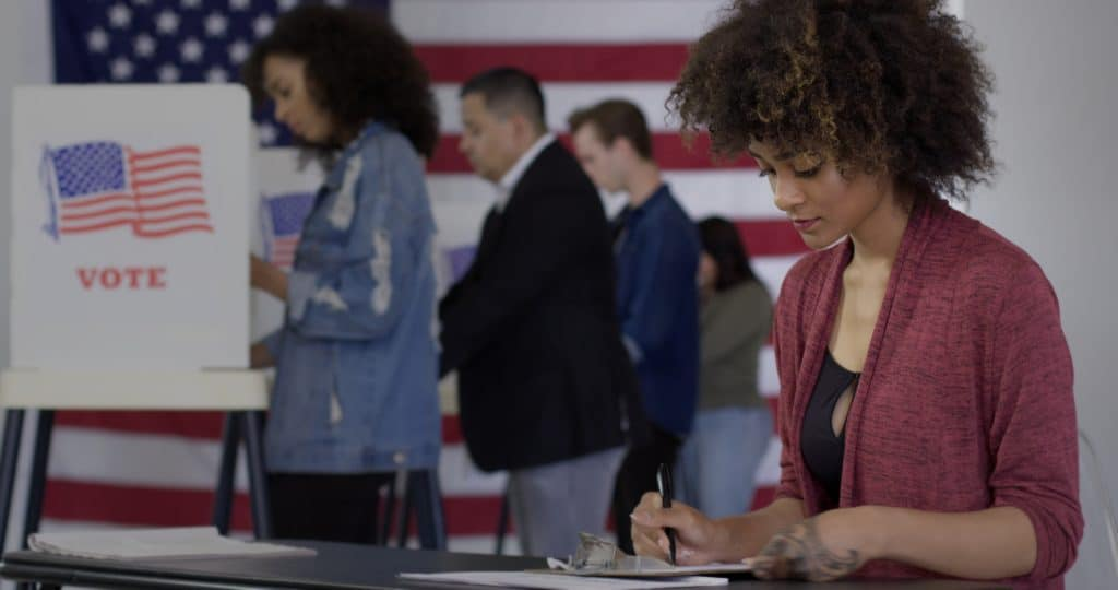 Texas Is The Leading State In Voting, Casting Over 4 Million Votes