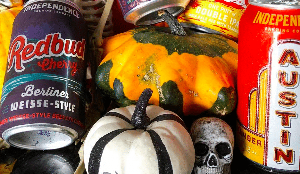 Cruise Into Independence Brewing This Weekend For Their Drive-In Halloween Party