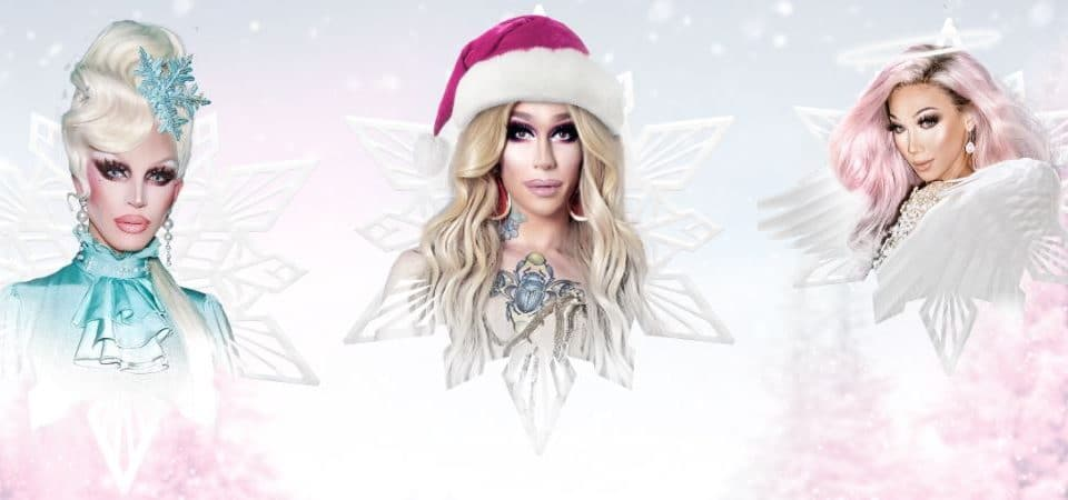 A Sleighing Drive 'N Drag Ft Ru Paul's Drag Race Stars Is Coming To Town