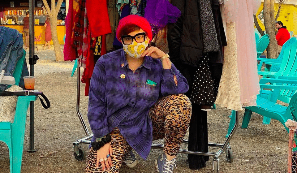 You Need To Check Out This Far Out Vintage Market Pop Up