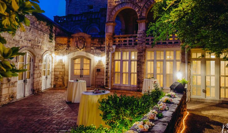 Experience Magical Candlelight Concerts At This Stunning Open-Air Oasis This Season