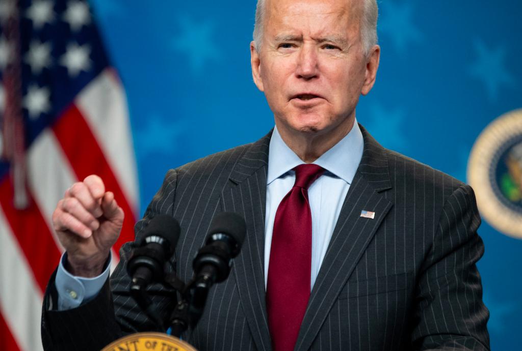 Biden To Arrive In Texas Today