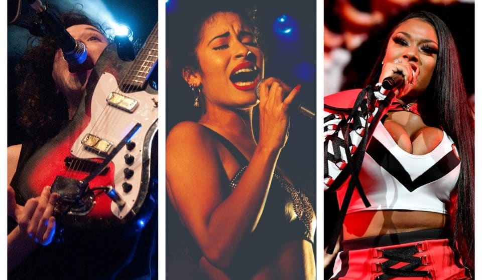 Rock Out To This Female-Fronted Texan Playlist During Women's History Month