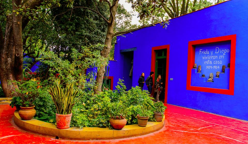 'Frida Kahlo Oasis' Multisensory Exhibit To Go On Display In This Tropical Texas Botanical Garden