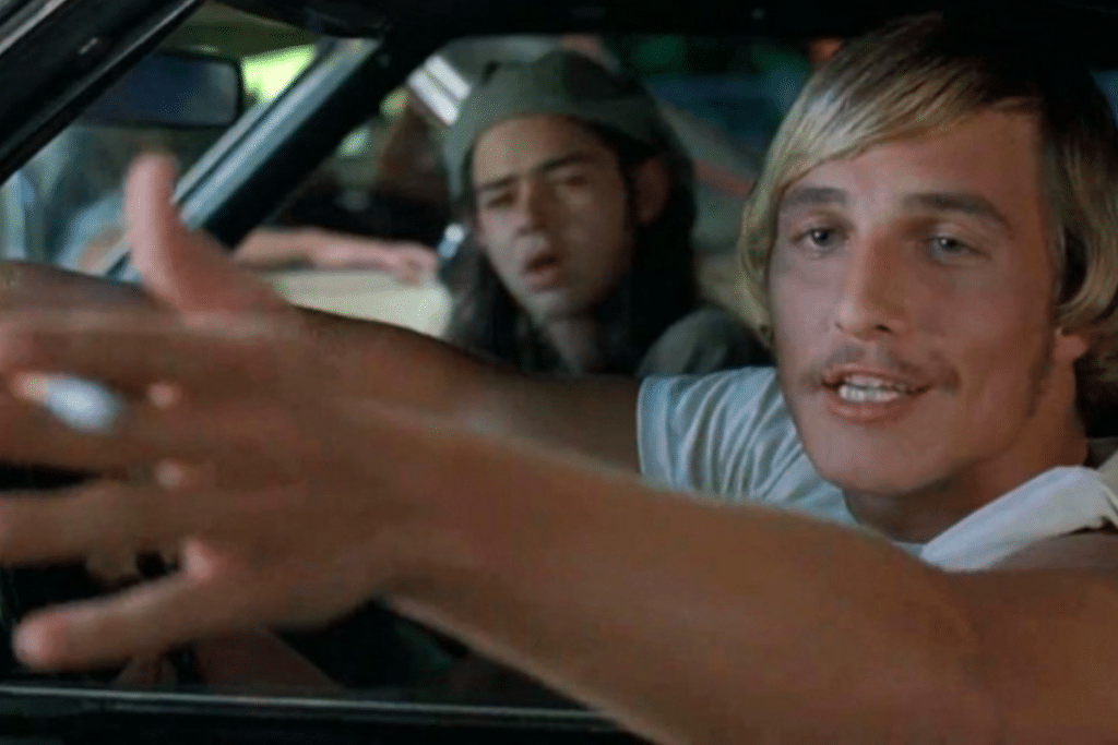 Alamo Drafthouse-Hosted 'Dazed And Confused' Cast Reunion With Matthew McConaughey Lighting Up Screens This April