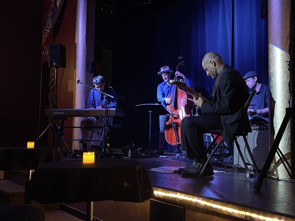 Experience A Mystical Jazz Concert At Magic's: Theater And Museum in Austin!