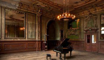 Candlelight Konzert im historischen Clärchens Ballhaus