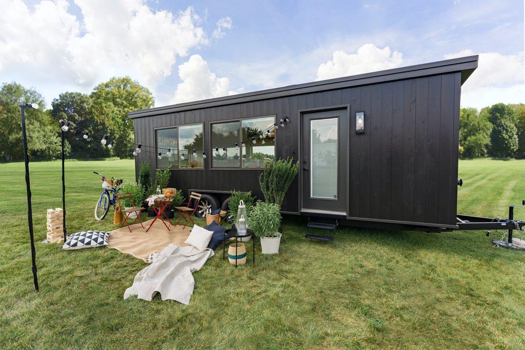 Tiny House Project: IKEA designt einen umweltfreundlichen Wohnwagen