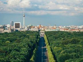 'Shadowmap': die Karte für einen heißen Sommer in Berlin