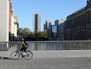 Wo entsteht Berlins längste Fahrradstraße? Hier erfahrt ihr's.