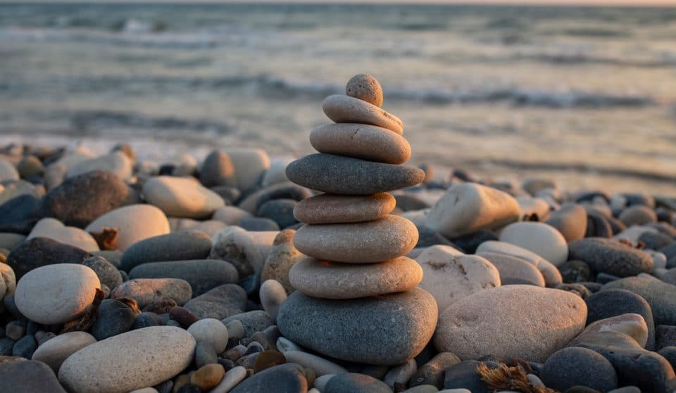 Warum man keine Steine auftürmen sollte