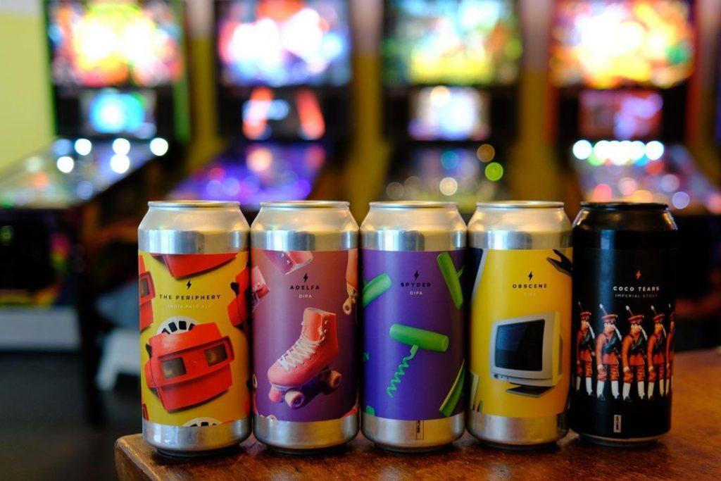 tilt-beer-pinball