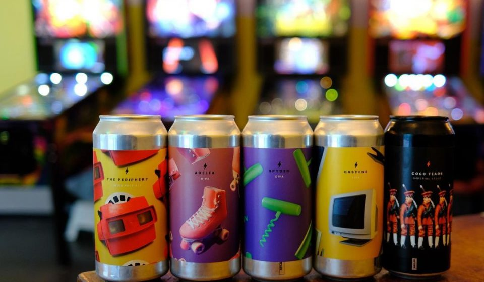 The Birmingham Bar With Coffee, Craft Beer And Pinball Machines • Tilt