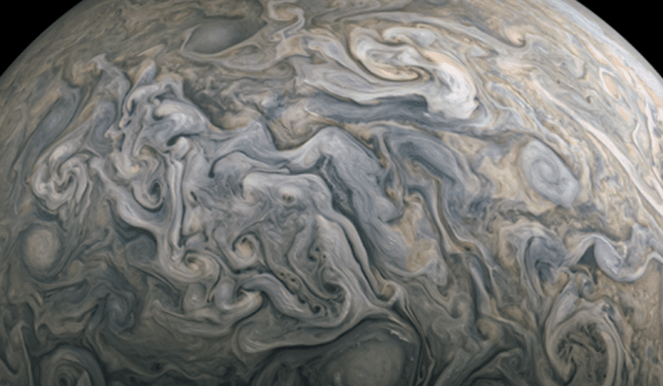 NASA Has Released Glorious New Images Of Jupiter And It Looks Like A Work Of Art