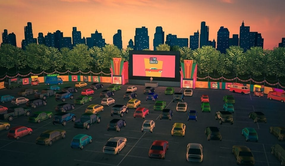 A Fabulous Drive-In Cinema Is Coming To Birmingham This Summer