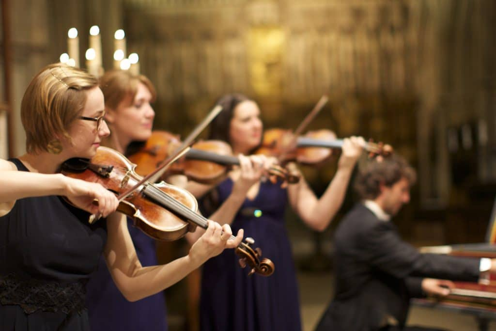 Experience Magical Candlelight Concerts Just 30 Minutes From Birmingham