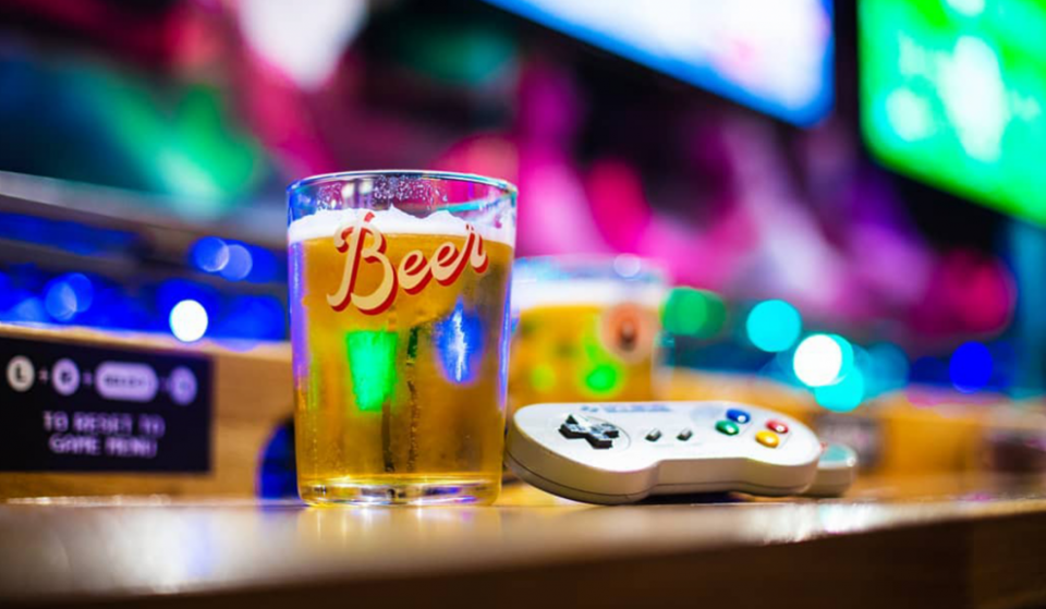 This Birmingham Bar Hidden In The Custard Factory Is A Gamer's Paradise, And We Can't Wait To Visit · NQ64