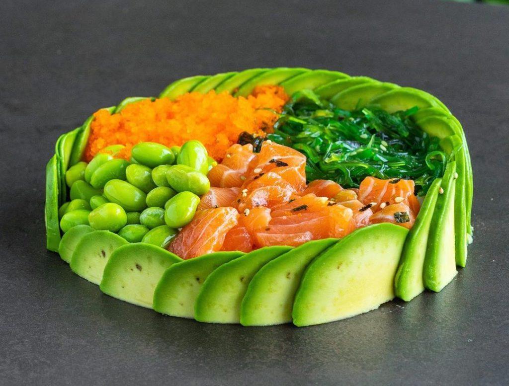 avocado show rose