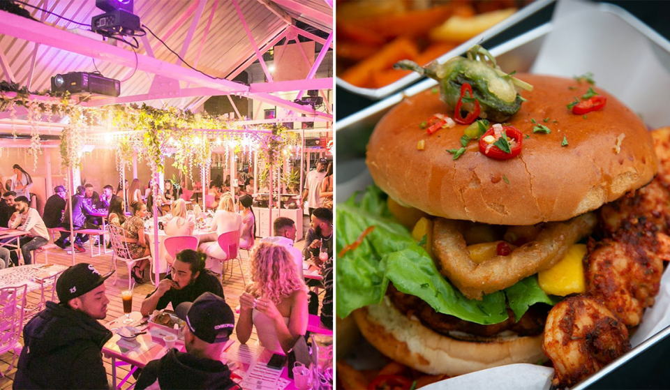This Pink Instagram Paradise Serving Tasty Comfort Food Is Moving To Birmingham City Centre