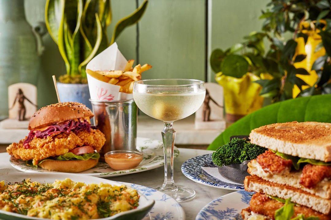 bills restaurant food