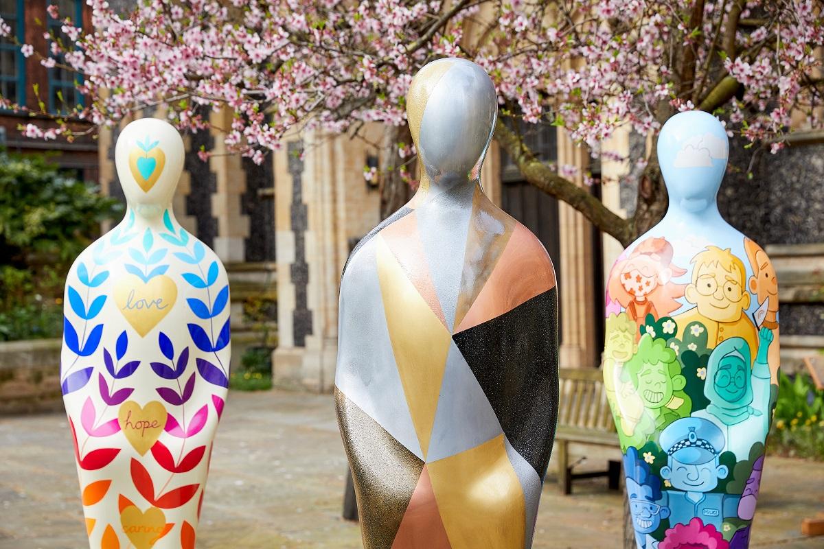 sculptures-art-nhs-gratitude