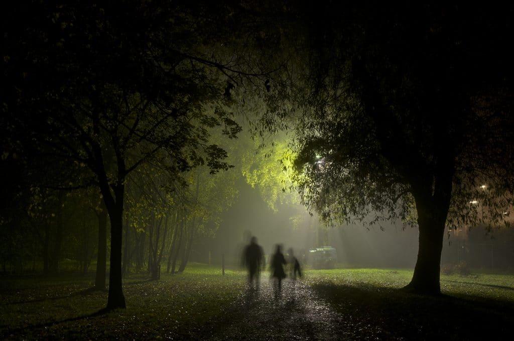 haunted places birmingham