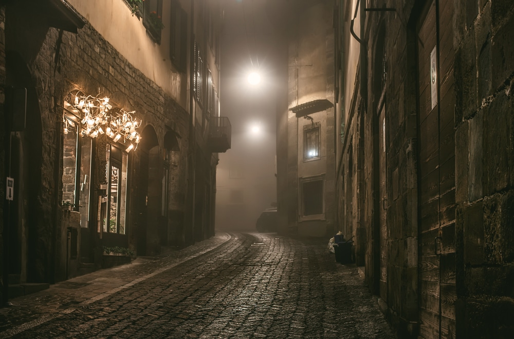 spookiest towns onlinemortgageadviser
