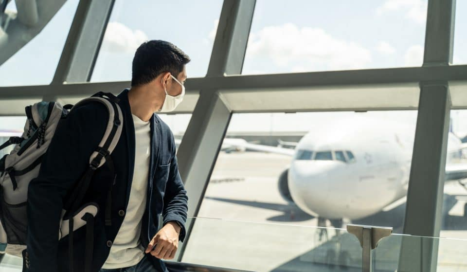 International Travellers Must Provide Negative Covid-19 Test Before Entering The UK