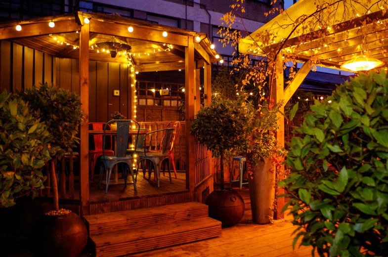 Experience Magical Candlelight Concerts At This Stunning Open-Air Birmingham Space