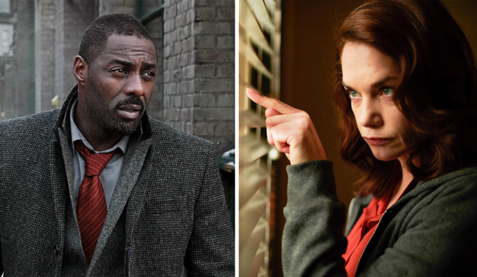 A 'Luther' Film Is Finally Coming To Netflix, With Idris Elba And Andy Serkis Starring