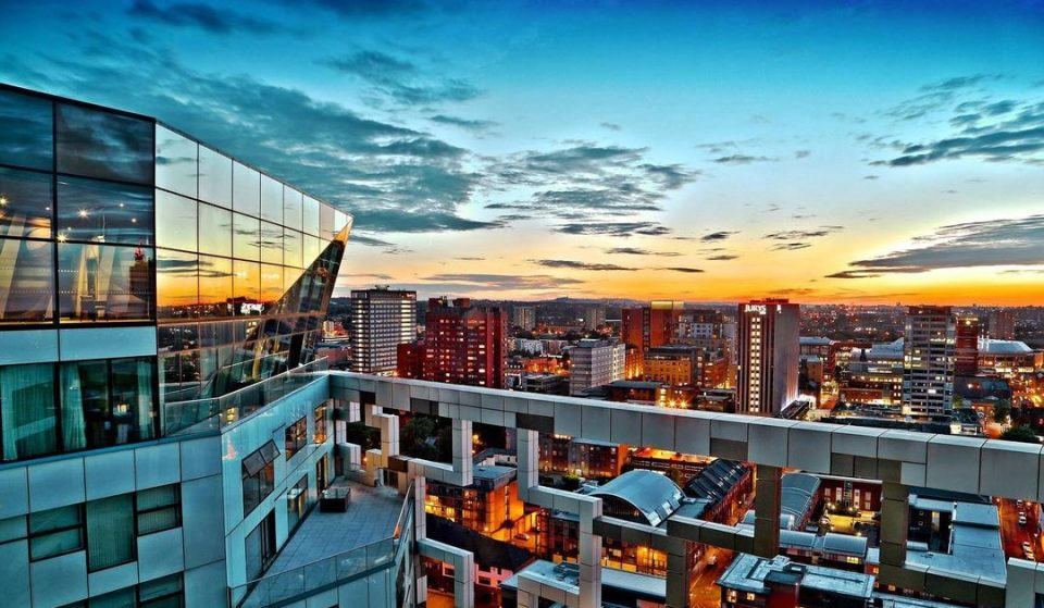 6 Ravishing Rooftop Bars In Birmingham Perfect For A Post-Lockdown Tipple