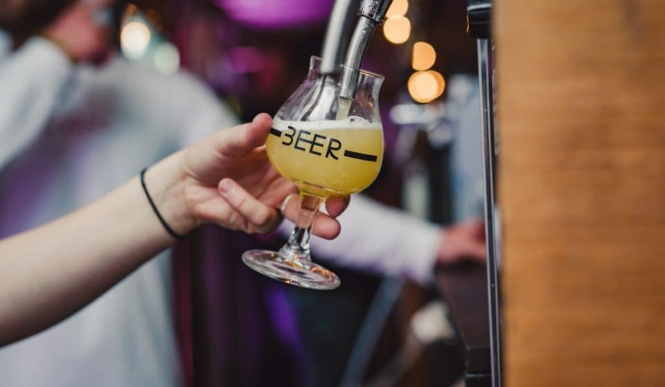 A Boozy Festival Especially For Craft Beer Fans Is Returning To Birmingham This September