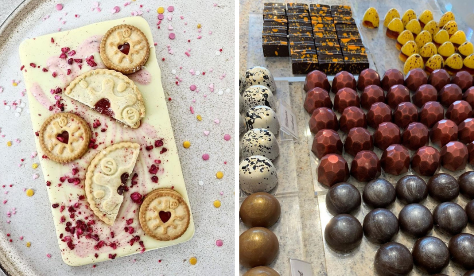 5 Of The Best Chocolate Shops In And Around Birmingham