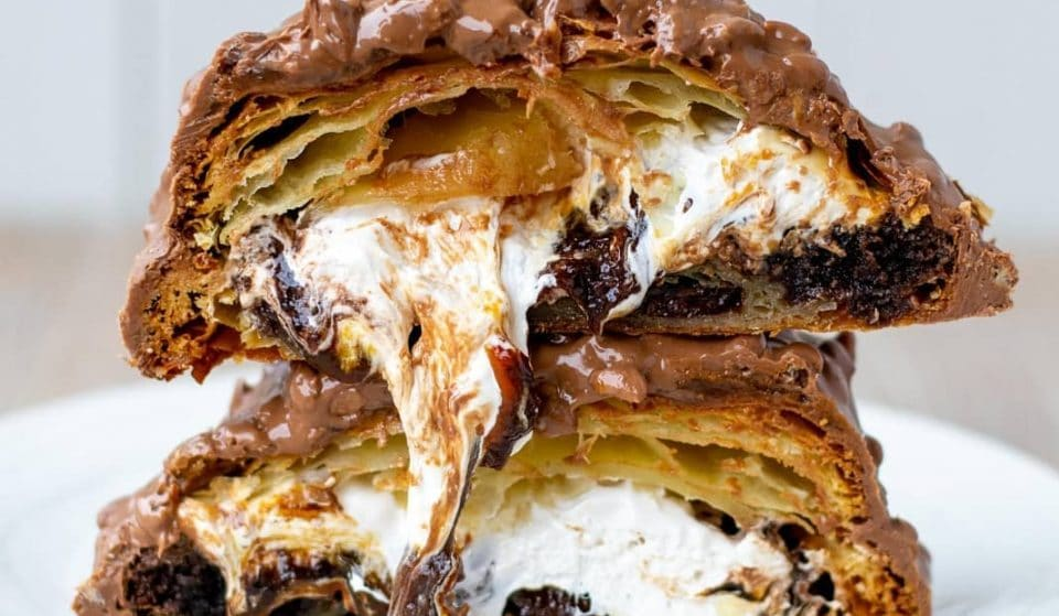 You Can Now Get A Double Decker Pain Au Chocolat In Birmingham And It's The Stuff Of Dreams