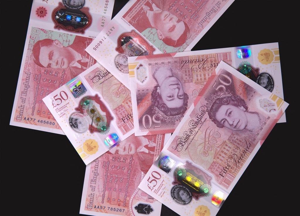 50-pound-note