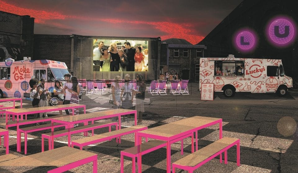 A Magical Outdoor Cinema With Bottomless Prosecco Is Opening In Birmingham This May