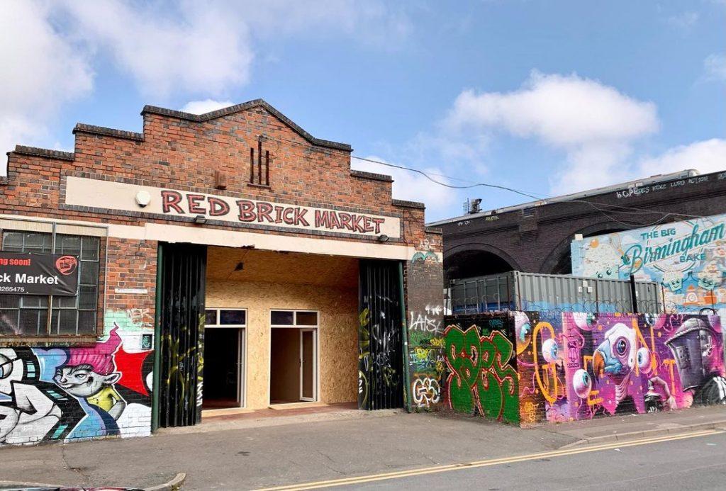 red brick market digbeth