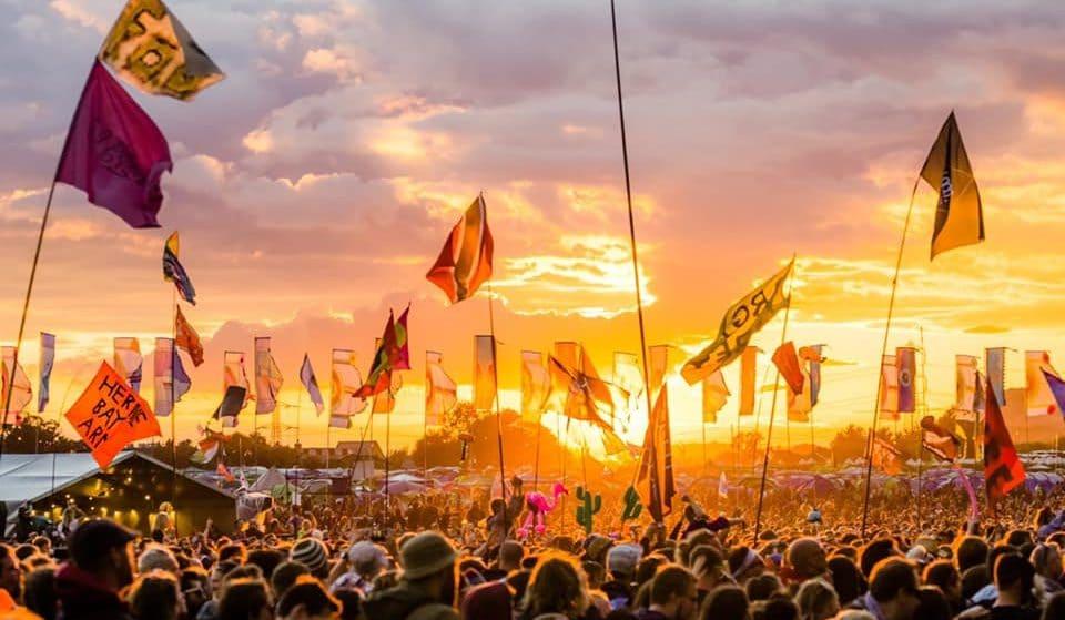 Glastonbury Festival Will Return For One Day In September With 50k Festivalgoers