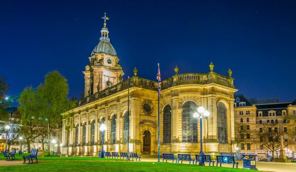 A Festive Market Is Coming To Birmingham's Cathedral Square This Winter