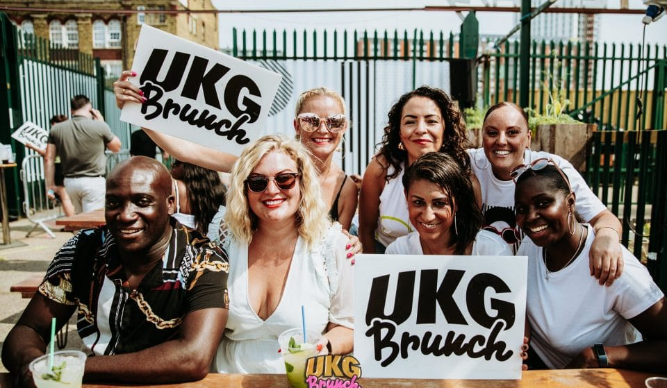 Listen To Top Garage Tunes With Bottomless Booze And Wings At This UKG Party