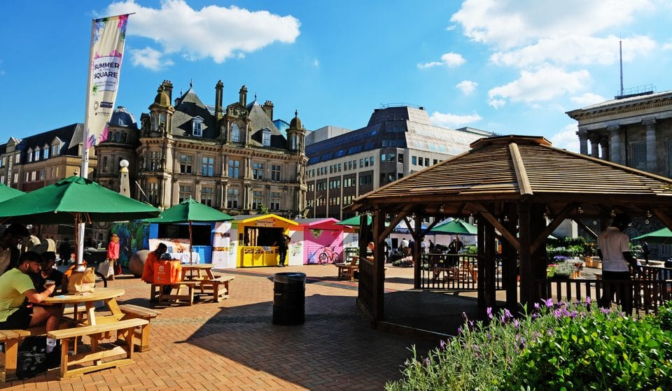 A Final Bumper Edition Of Summer In The Square Is Taking Place This Bank Holiday Weekend