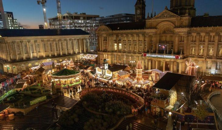 Frankfurt Christmas Market Is Set To Make A Festive Return To Birmingham This Winter