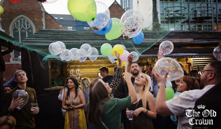 Birmingham's Oldest Pub Is Celebrating Its 653rd Birthday With A Weekend Of Free Events