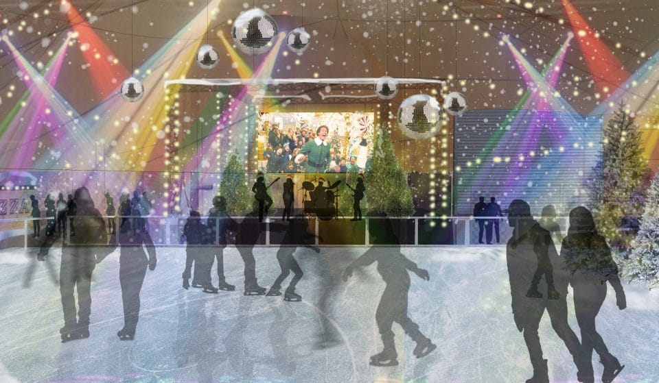 You Can Soon Skate Around This Brand New Ice Rink That's Coming To Birmingham This Winter